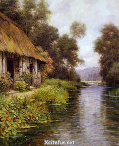 Best Paintings By Louis Aston
