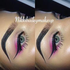 "622 Likes, 25 Comments - Tiffany Lynette Davis (@tiffanylynettedavis) on Instagram: ""@shimycatsmua @makeupforbarbies @makeuptutorialsx0x @makeupgeekcosmetics @maccosmetics @inglot_usa…"""