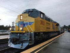 Union Pacific Brand New EMD SD70AH-T4 # 3012