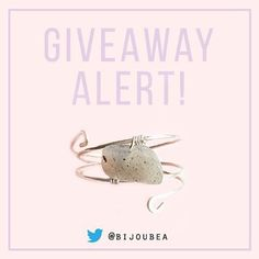 Giveaway alert Head over to our #Twitter page @bijoubea to enter!!!   #vsco#vscocam#giveaway#jewelry#jewellery#ring#pursuepretty#postitfortheaesthetic#livefolk#inmykitchen#onmytable#adventuretilwedie#wonderful_places#liveofadventure#lifeofadventure#fromabove#thehappynow#thatsdarling#flashesofdelight#peoplescreatives#livethelittlethings#abmlifeiscolorful#dscolor#darlingmovement