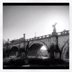 Castel Sant'Angelo in Rome..