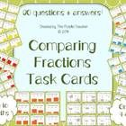 In this bundle you will receive my Comparing Fractions task cards (90 task cards in total) and my Fractions BINGO game (everything you need to star...