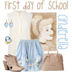 """High School Cinderella"" by alyssa-eatinger on Polyvore"