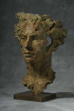 """GALERIE BAYART   Art Up ! Christophe Charbonnel """"Orphée IV"""""""