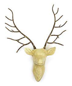 Another great find on #zulily! Deer Head Mount #zulilyfinds