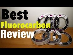 What is The Best Fluorocarbon? Fluorocarbon Fishing Line, Tuesday, Good Things, Youtube, Youtubers, Youtube Movies
