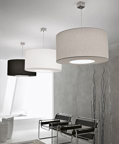 Sospensione lamp - Adriani e Rossi Lamp Shades, Light Shades, Dinning Lighting, Julia's House, Dinning Table, Lighting Design, Sweet Home, Ceiling Lights, Interior Design