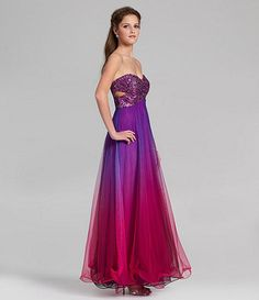 13 Best Prom Images Dillards Evening Gowns Formal Dresses