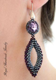 Earrings by Fira RoyalHandmadeJewelry - SAShE.sk - Handmade Earrings