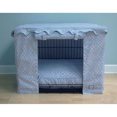 You'll love the Moroccan Trellis Crate Cover at Wayfair - Great Deals on all Pets  products with Free Shipping on most stuff, even the big stuff.