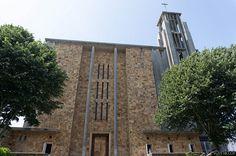 Church of St-Louis in Brest. Bretagne