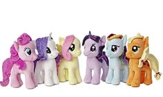 My Little Pony Friendship Is Magic Plush Toy Doll $18.95 #tvstoreonlinewishlist