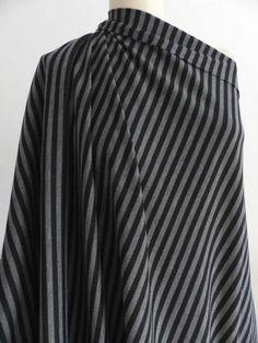 Marcy Tilton - Stripes and Dots - Stanford Stripe Ponte