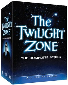 Available in: DVD.This extensive release from the landmark anthology series The Twilight Zone includes all 156 episodes of the show, presenting a Video Game Reviews, Tv Reviews, Movie Club, Movie Tv, New Twilight, Best Shows On Netflix, Netflix Series, Horror Dvd, Movies