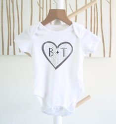 Pin By Young Smartees On Personalised Baby Clothes Pinterest