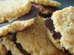 Milan Cookies - Vegan Lisa