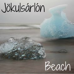Guide to Jokulsarlon black beach, Iceland: photos and information to plan your visit to the place where icebergs wash up on black sand