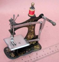 Müller toy sewing machine.