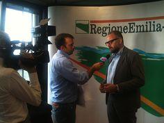 Assessore Mezzetti intervistato da èTV Bologna