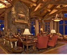 1000 Images About Dream Log Home On Pinterest Log Home