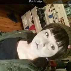 I did a thing... also I'm nOT TRASH YOU'RE TRASH!                    #nepeta #cosplay #shittycosplay #homestuck #nepetacosplay #homestuckcosplay #costest #trash #makeup #cosplaymakeup