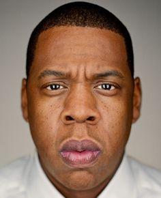 Jay-Z by Martin Schoeller