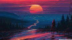 Journey Painting Ultra HD Desktop Background Wallpaper [1920x1080]