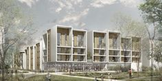 Logements A5b | W-Architectures