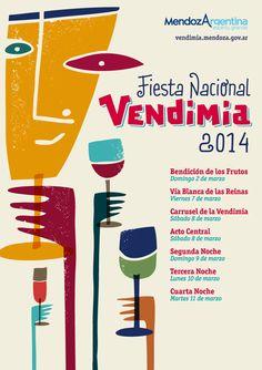 Afiche 2014 ganador: Martín Barzola