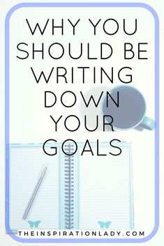 Have you ever wondered why everyone says writing down goals is so important?…