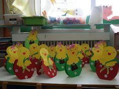 ...Το Νηπιαγωγείο μ' αρέσει πιο πολύ.: Οι καρτούλες των παιδιών