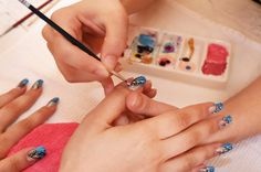 Best 15 Nail Technician Schools in The USA published in TopTeny magazine Fashion - Given the competition existing in the beauty industry, no doubt that everyone rendering one service or the oth. New Nail Art Design, Best Nail Art Designs, Beautiful Nail Designs, Gel Nail Designs, Design Art, Design Ideas, Latest Nail Art, Trendy Nail Art, Cool Nail Art