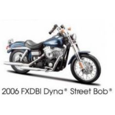 New Listing now available to order from our web site!!  H-D FXDBI Dyna Street Bob 2006
