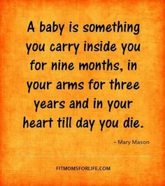 a baby is something...