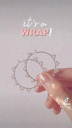 Diy Jewelry Rings, Diy Jewelry Unique, Wire Jewelry Designs, Diy Crafts Jewelry, Bead Jewellery, Jewelry Making, Handmade Jewelry Tutorials, Handmade Wire Jewelry, Diy Necklace