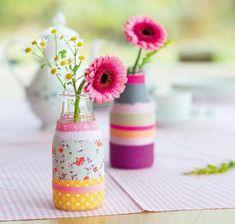 kleines 3d gedruckte vase bringt ein neues leben in die einwegflasche kalt abbild und afdccefacff