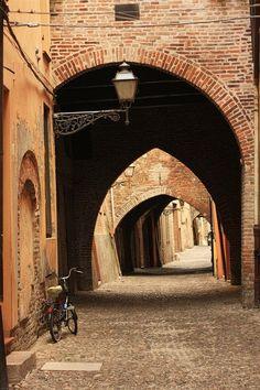 Ferrara, Italy, , Ferrara province, Emilia Romagna region Italy