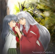 Inuyasha. My new favorite show!!