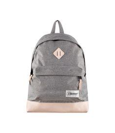 A.P.C. + Eastpak classic backpack.