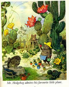 Nicky and his forest friends by Marilyn Nickson,  illustrated by Fritz Baumgarten (1968).