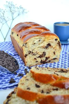 Foods With Gluten, Croissant, Coco, Banana Bread, Muffin, Ice Cream, Healthy Recipes, Healthy Food, Sweets