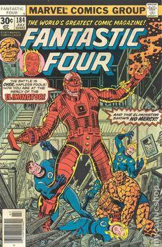 Fantastic Four (1961 1st Series) 184