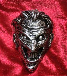 death of the family metal joker NAG nikos dresios jewelry