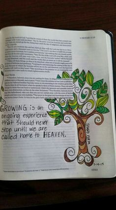 I like this idea of masking to put the image 'behind' the words. Bible Notes, My Bible, Bible Art, Bible Scriptures, Bible Doodling, Scripture Doodle, Scripture Study, Peter Bible, Bible Quotes