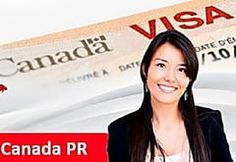 Apply for  Canada Permanent Resident Card and come live and work in canada
