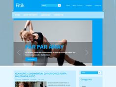 If you are excited about sports, dance and all that kind then Fitik free WordPress theme from SMThemes.com will definitely suit you. This frameworks gives you everything what you could be searching for and even more: addional widgets, layouts, social buttons - all for free and without registration. Social Bar, Logo Psd, Website Names, Seo Optimization, Themes Free, Responsive Web Design, Premium Wordpress Themes, Searching, Layouts