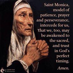 St Monica Prayer