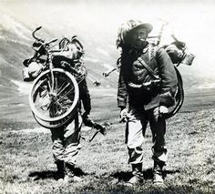 Folding War Bikes  - PopularMechanics.com