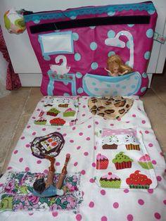 Trousse maison de poupées. Couture Couture, Home, Haute Couture
