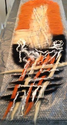 Hand felted pure merino wool scarf boa by Nadin Smo design: Hand felted pure merino wool scarf boa by Nadin Smo design Felt Fabric, Fabric Art, Felted Slippers Pattern, Unicorn Crafts, Felting Tutorials, Beaded Bracelet Patterns, Nuno Felting, Needle Felting, Fabric Manipulation